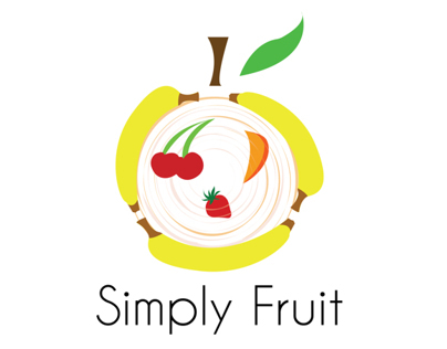 Simply Fruit Branding