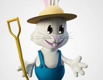 Character - 3D Rabbit