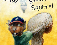 Sparky the Energy Saving Squirrel