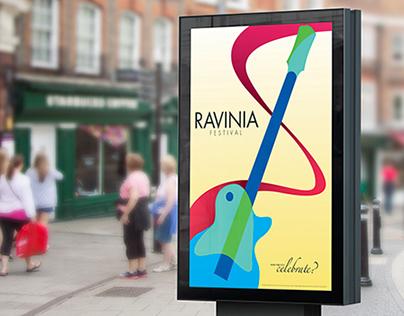 2010 Ravinia Poster