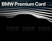 BMW / American Express - Card Design