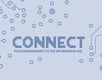 Connect Poster and Brochure
