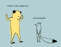 Bear and the Fox
