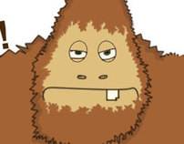 The Friendly Mister Bigfoot!