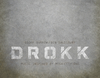 DROKK - Music inspired by Mega-City One