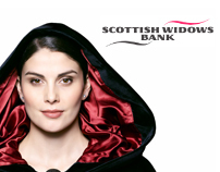 Scottish Widows Banner Ad Campaigns