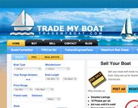 Trade My Boat (GoWebDog)