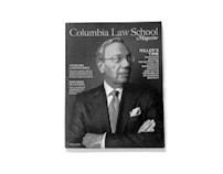 Columbia Law School Magazine