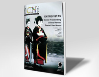 Layout magazine OCNI