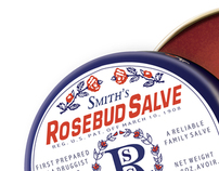 Digital Render: Rosebud Salve
