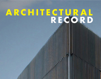 Magazine Redesign: Architectural Record