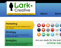 Lark Creative Website