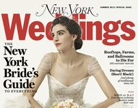 New York Magazine Weddings