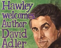 Hawley School welcomes Author David Adler
