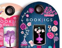 Bookjigs, Spring 2012