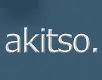 Akitso Web Banners