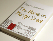 The House on Mango Street - Book dust jacket