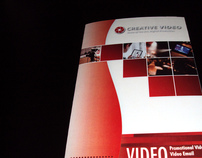 Creative Video Brochure