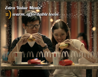 McDonalds - Value 2012 Campaign