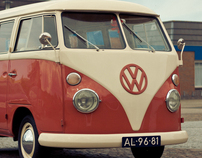 1967 Volkswagen T1 Split screen