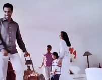 Air Arabia online booking TVC.