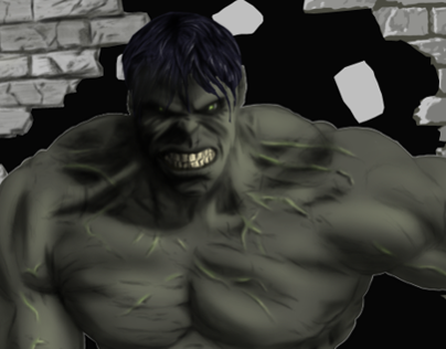Hulk Smash!!!! (Digital)
