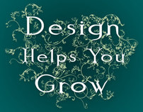 Design Helps You Grow