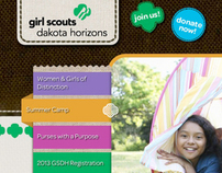 Girl Scouts - Dakota Horizons