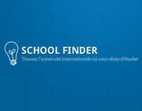 School Finder - Student assistant online application