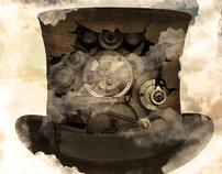 Photo Illustration // Steampunk Poster