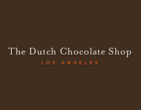 The Dutch Chocolate Shop Identity