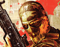 Army of two mobile game