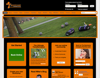 The Bootcamp Company Website