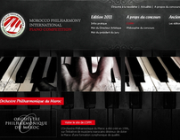 Morocco Philharmonic Piano Competition