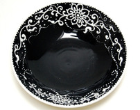 Black Night Bowls