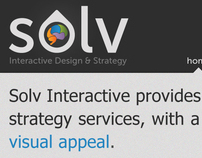 Solv Interactive Website