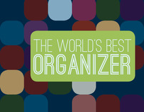 The Worlds Best Organizer