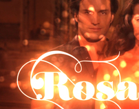 Title Sequence for Rosa Fogo