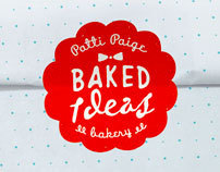 Branding Concept for a Bakery