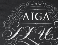 AIGA Salt Lake Shirt