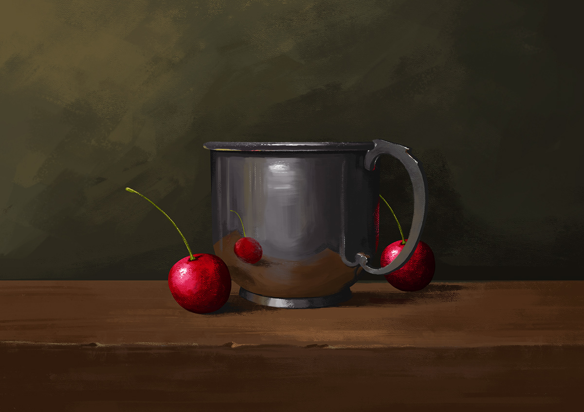 Digital Painting.