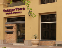 TODDLER TOWN BRITISH NURSERY, JBR, DUBAI (2012)