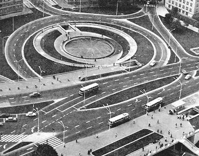 Warsaw Velodrome - BMW/URBAN/Transforms entry