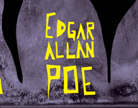 Book Design of Edgar Allan Poe.