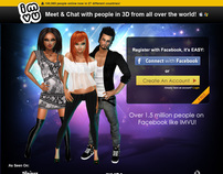 IMVU Social Sign-on