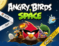 Angry Birds Space – Launch Site