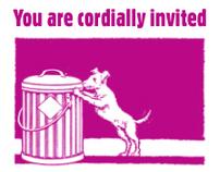 Junk Mail Invites