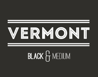 VERMONT -  CD Art cover