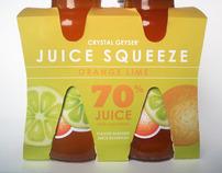 Juice Squeeze - redesign
