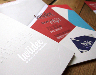 Twiidee - Visual identity & prints